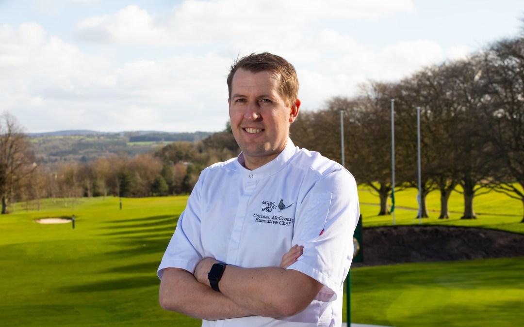 Mount Juliet Estate Welcomes Chef Cormac McCreary