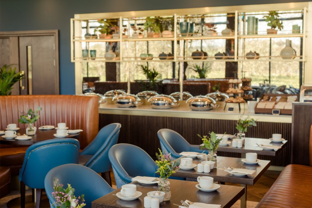 New Restaurant Tulfarris Hotel and Golf Resort