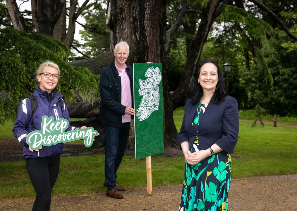 'Keep Discovering' Fáilte Ireland
