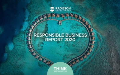 Radisson Hotel Group releases 2020 Responsible Business Report