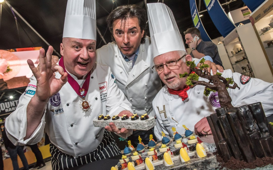 NI's largest foodservice and hospitality expo, IFEX, acquired