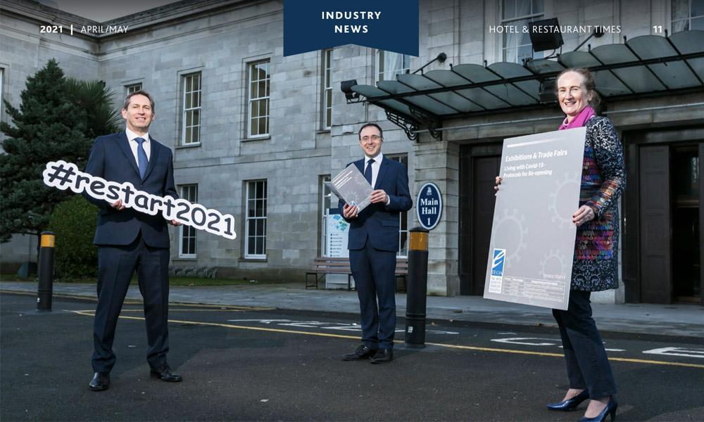 Irish tourism 2021
