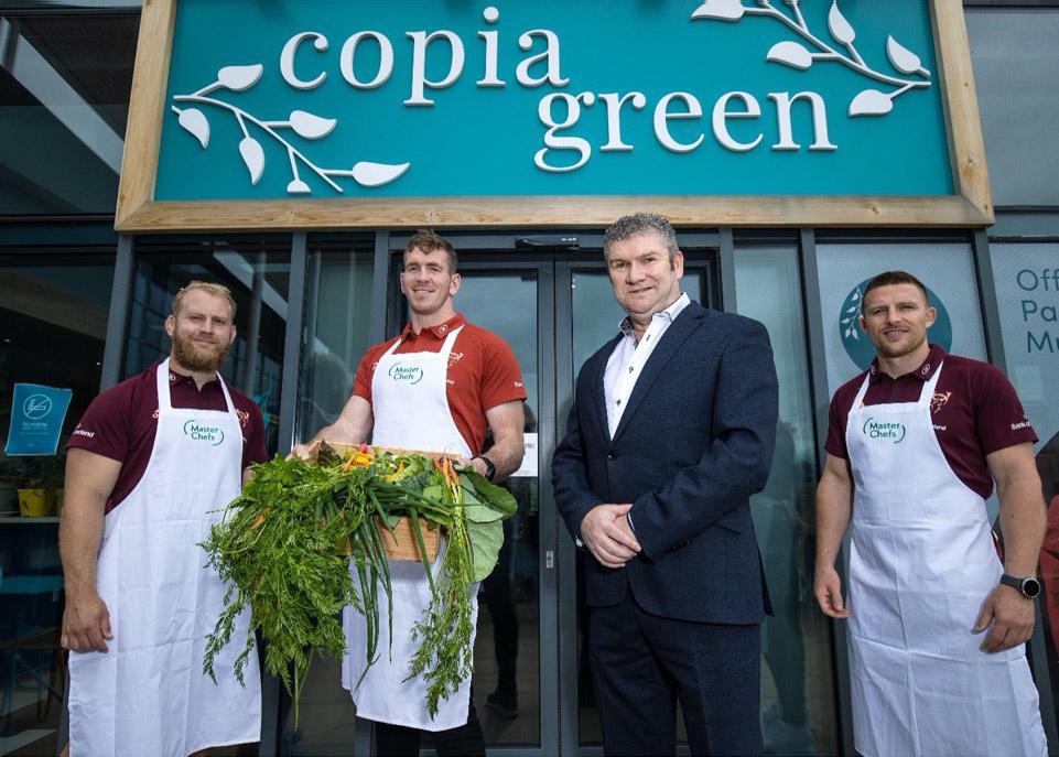 Master Chefs & Copia Green