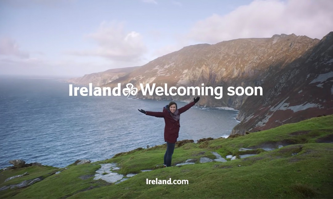 Roll out the Green Carpet, Tourism Ireland launches €3.5M campaign