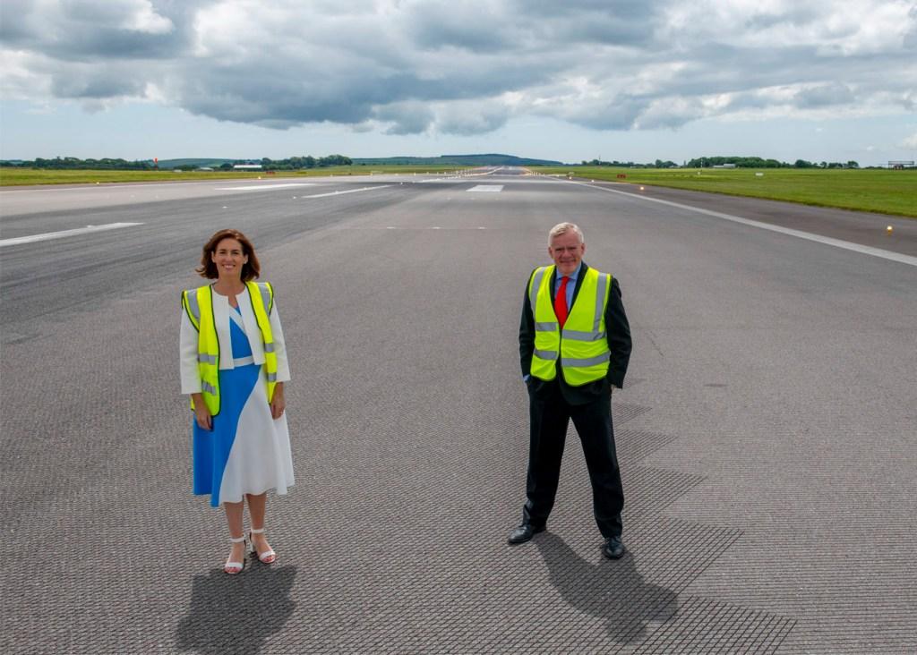Cork Airport Runway Reconstruction