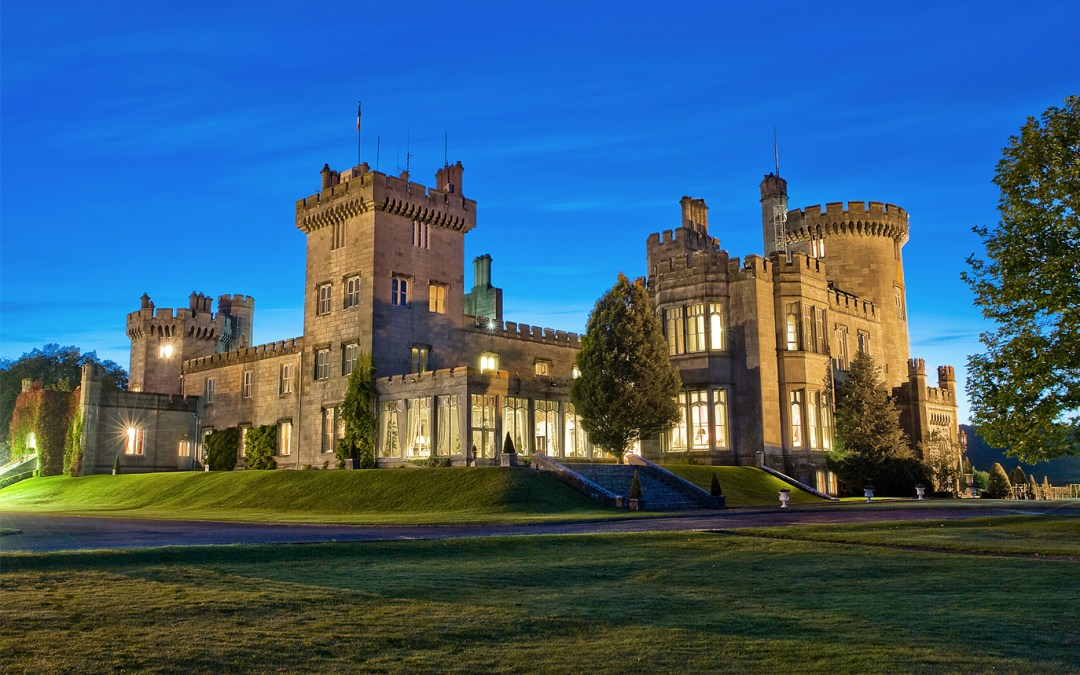 Dromoland Castle Welcomes Xavier Perche as Director of Food & Beverage