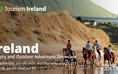 Targetingluxury and outdoor tourism business for Ireland