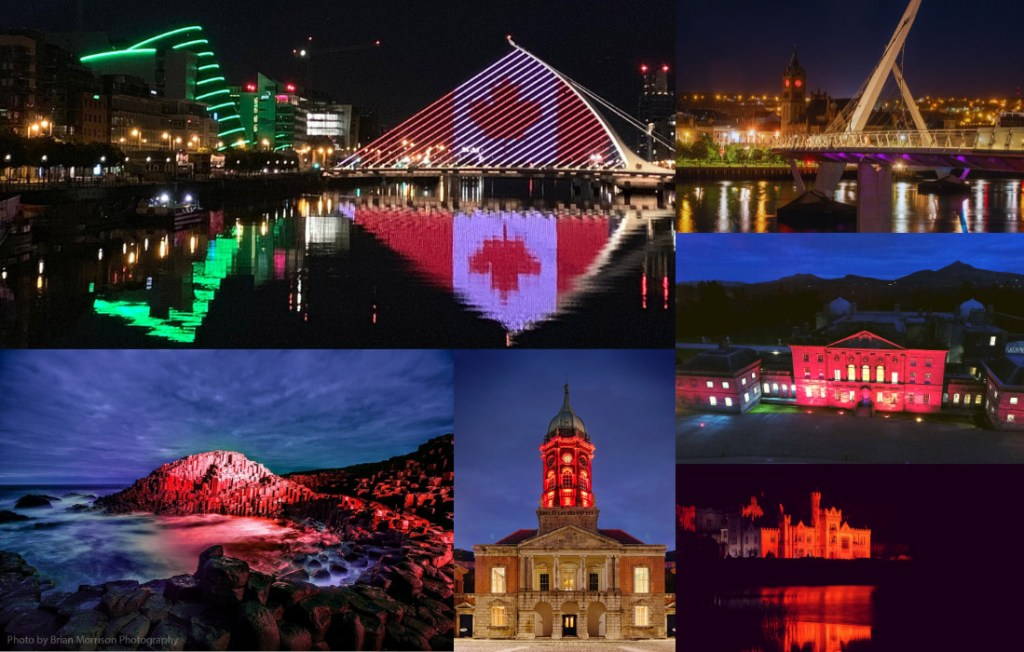 Top Visitor Attractions Celebrate Canada Day