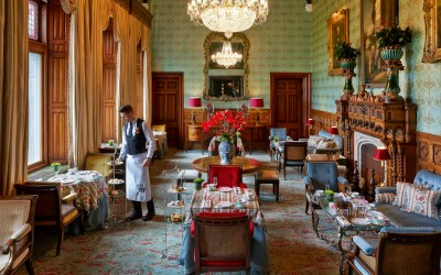 Ashford Castle's new offering features 3 dining experiences over two days