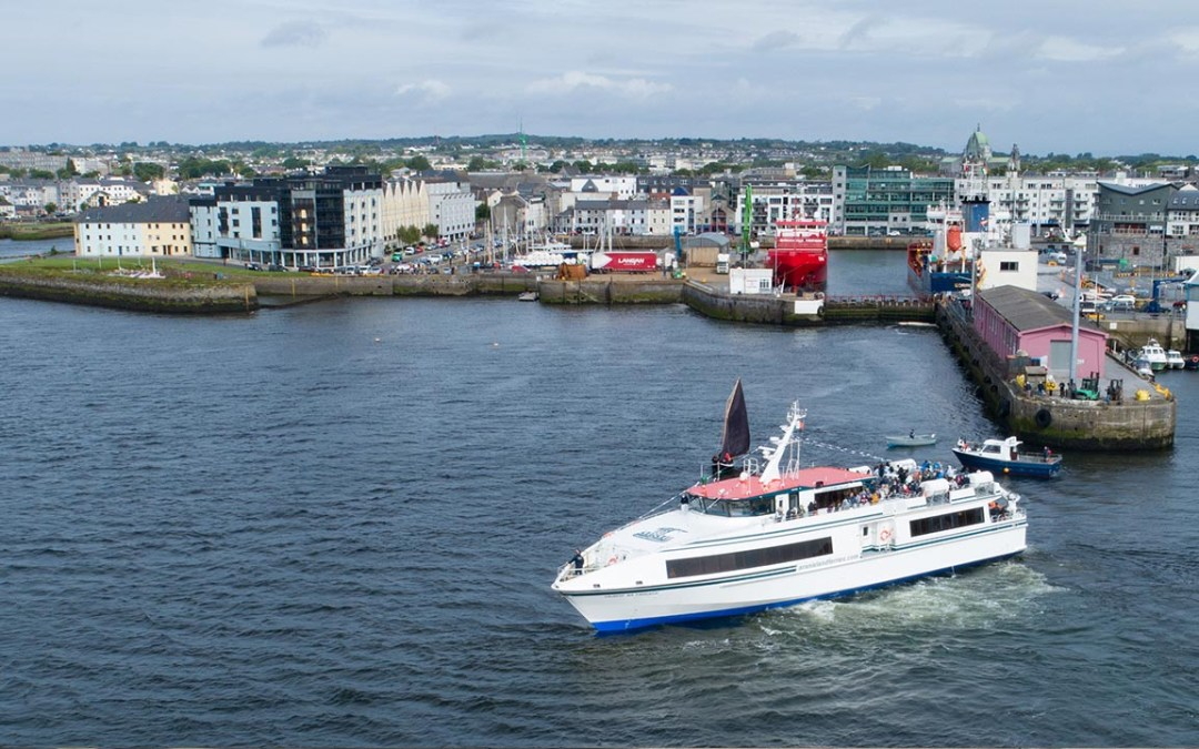 Aran Island Ferries extend Galway City to Cliffs of Moher route