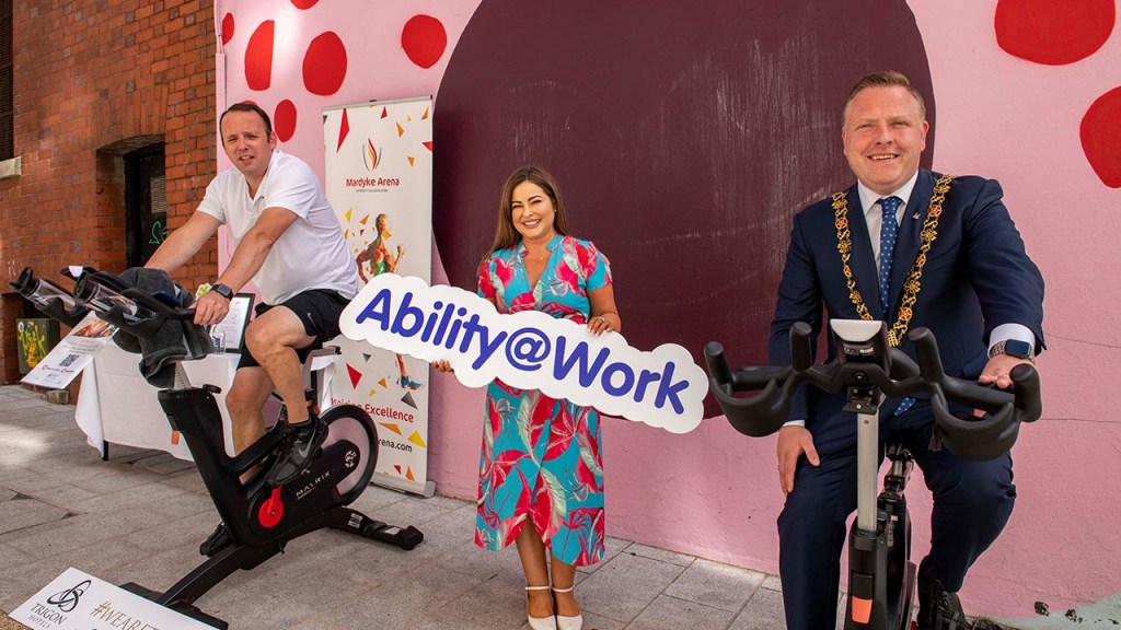 Cork hotel staff join Lord Mayor in cycling to Dublin and back in aid of Cope Foundation