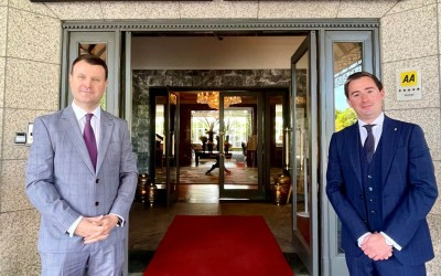 Doiran Kavanagh Appointed Director of Operations at InterContinental Dublin
