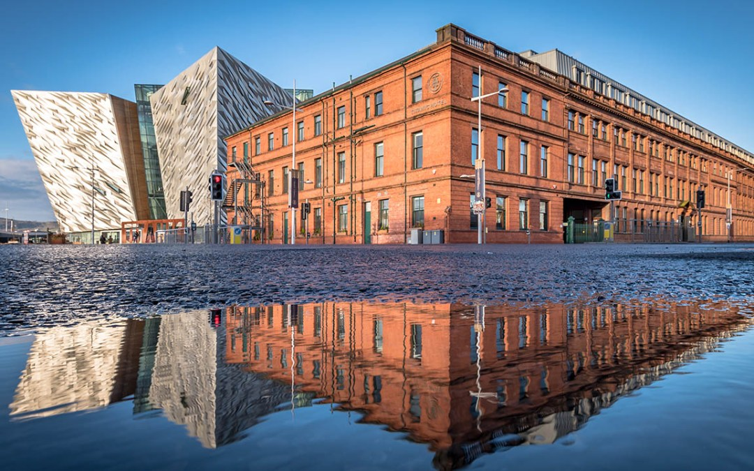 Enjoy Three Nights for the Price of Two at Titanic Hotel, Belfast