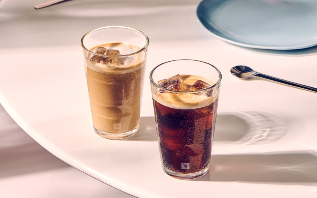 Nespresso Iced Coffee Menu Available at the Marker Hotel