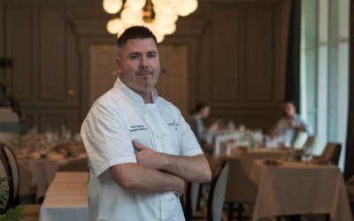 The Heritage in Killenard appoint Tom Comerford as Executive Head Chef