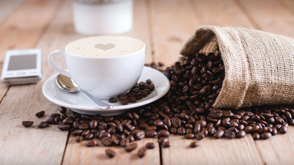 Two-Thirds of Young People Say Coffee Makes Them Feel Grown Up and Sophisticated