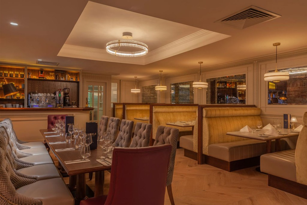 Glenroyal Hotel Appoints Bernard McGuane as Executive Chef