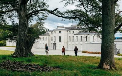 Mount Congreve Gardens Close for New Development Works