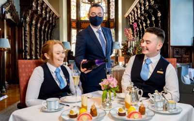 Adare Manor named 'Ireland's Leading Hotel' in the World Travel Awards