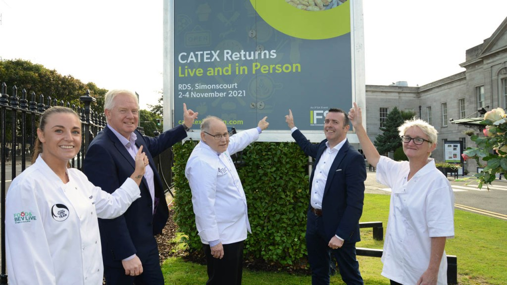 CATEX to Open Doors for Food Service and Hospitality Sectors at November Event