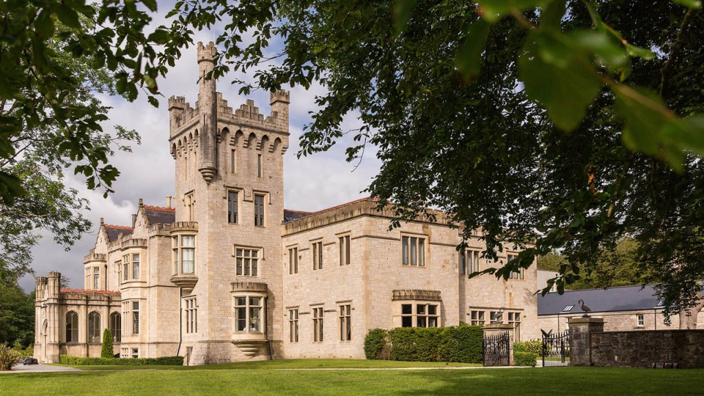 Donegal's Only 5 Star Hotel, Lough Eske Castle, is Voted in as One of the Top Ten Hotels in Ireland for the Fourth Year in a Row