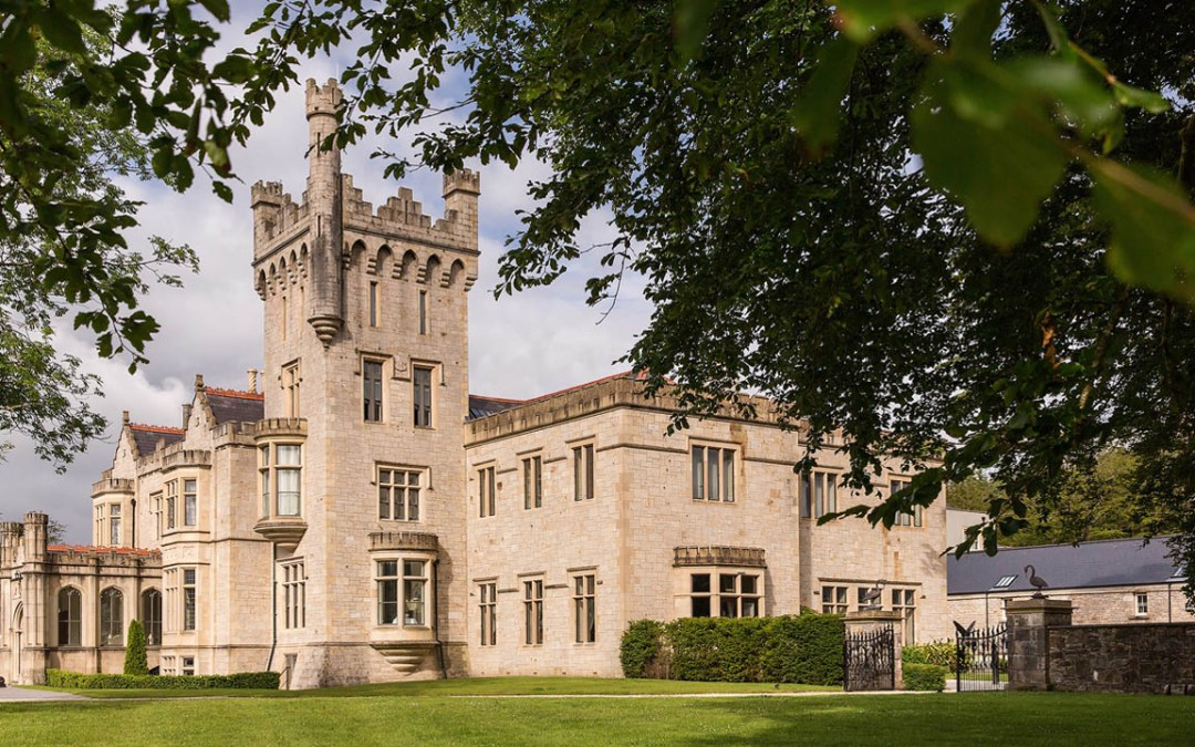 Donegal's Only 5 Star Hotel, Lough Eske Castle, is Voted One of the Top Hotels in Ireland for the Fourth Year