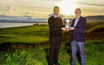 Irish Golfer Triumphs at 2021 Flogas Men's Amateur Open