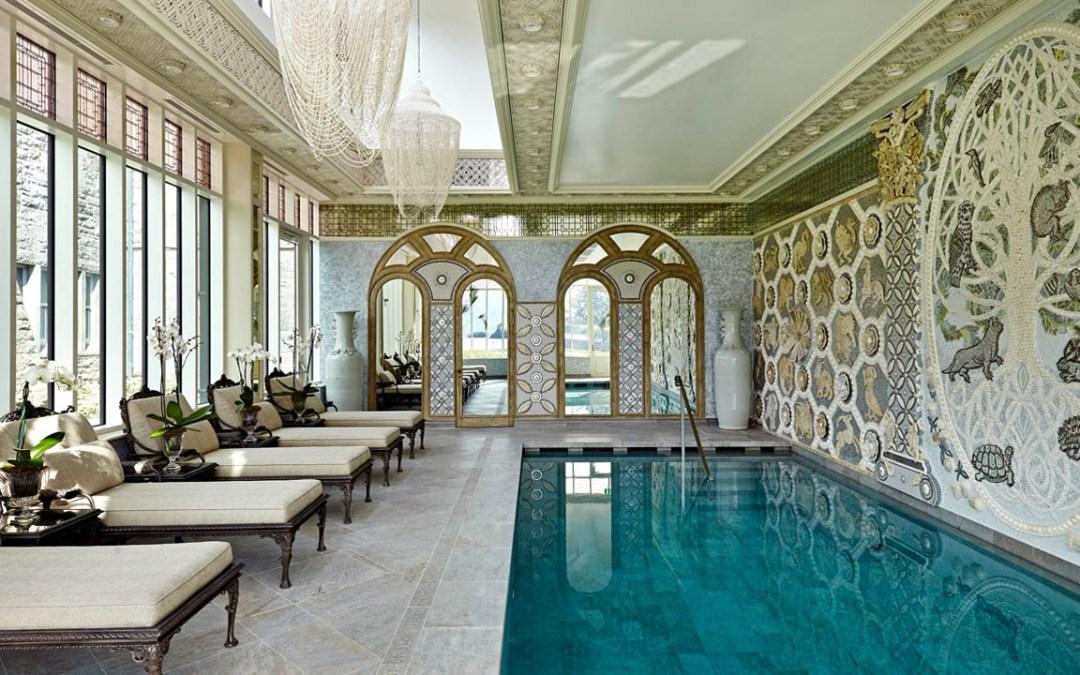 Ashford Castle Named Ireland's Best Hotel Spa at World Spa Awards
