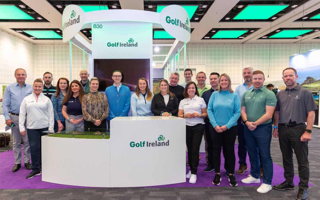 'Big Drive' to grow golf tourism at International Golf Travel Market in Wales