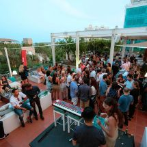 Arola' Nights Party In Beachfront Hotel
