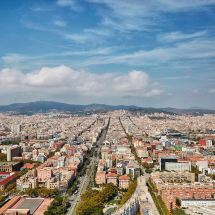 Barcelona Panoramic Room Guests Rooms Hotel Arts