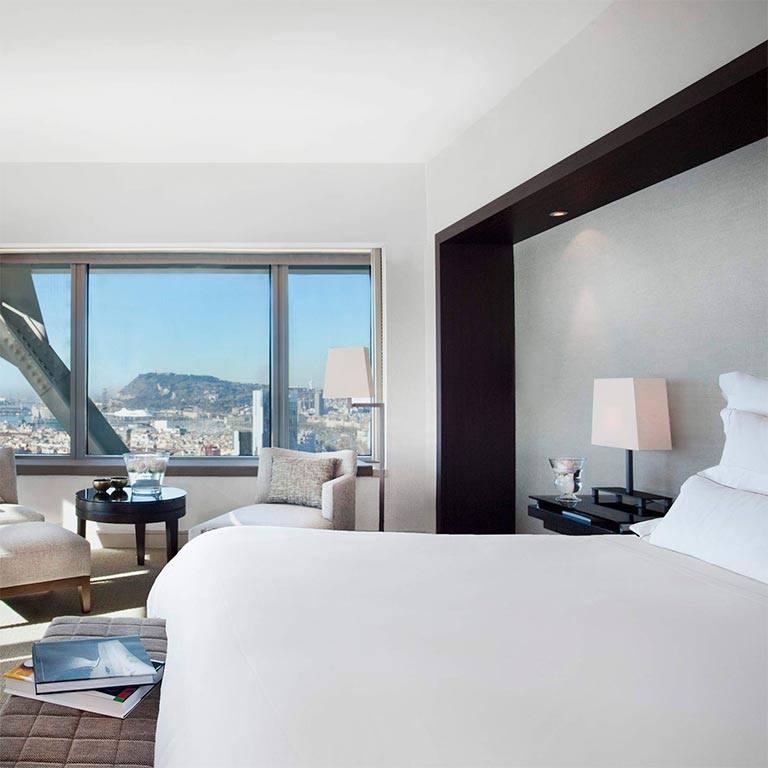 5Star Rooms in Barcelona  Hotel Arts