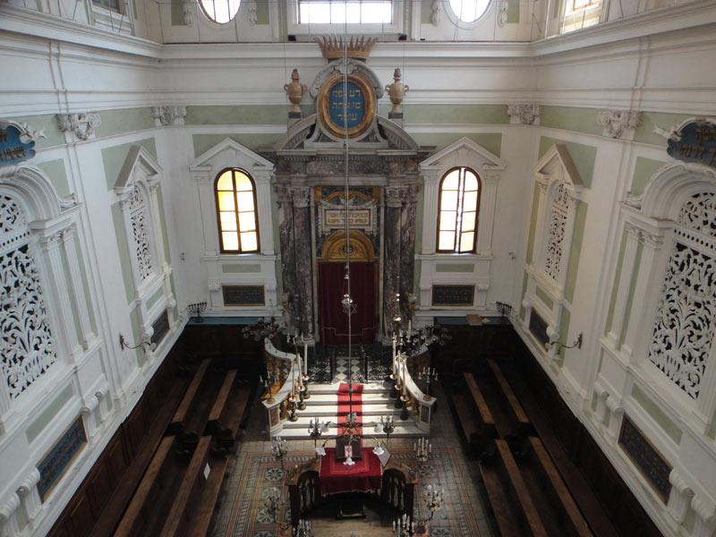 Visita alla Sinagoga di Siena alla scoperta della cultura ebraica