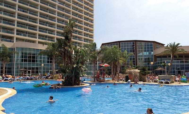 Hotel Flamingo Oasis en Benidorm desde 92  Rumbo