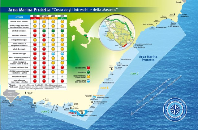 marine protected area