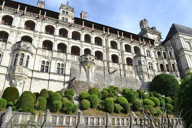 chateau royal de blois an overview