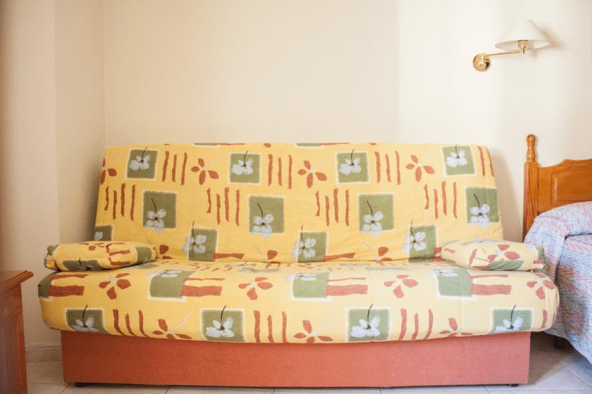 Habitación Dúplex | Sofá cama