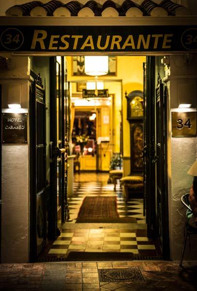 Boutique Hotels Nerja Restaurant 34