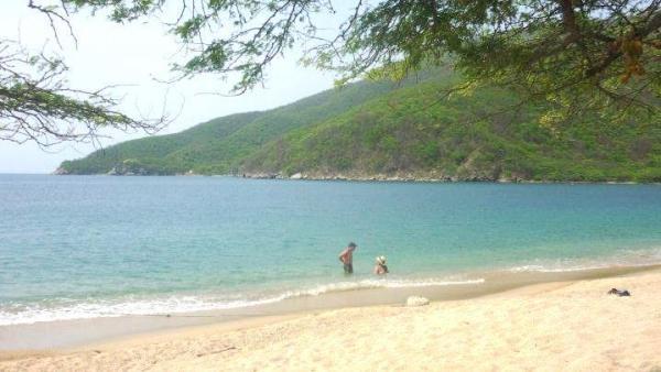 Playa Granata Santa Marta Beach