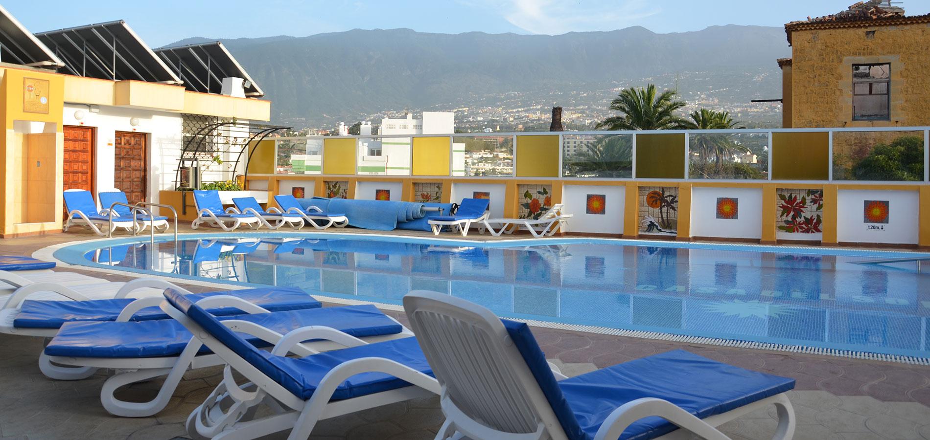 Hotel Casa Del Sol In Puerto De La Cruz Tenerife Official