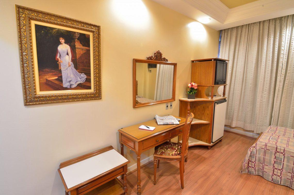 Apartamento Single | Hotel Castelar