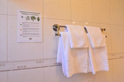 Banheiro | Hotel Castelar