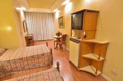 Apartamento Duplo | Hotel Castelar