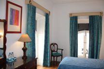Twin Balcony Three Window Room Castille Hotel