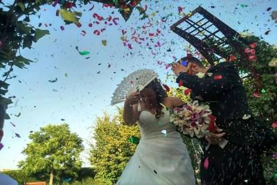 petalos ceremonia civil