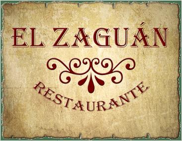 Logo Resutaurante El Zaguán