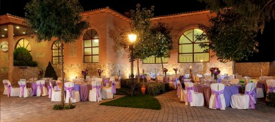 banquete-en-jardines-hotel-comendador