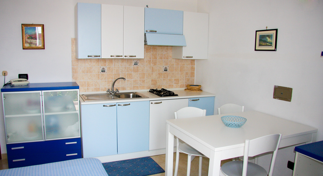 Appartamenti monolocale bilocale al mare