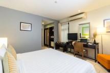 Pratunam Hotel Bangkok In Ratchaprarop Shopping