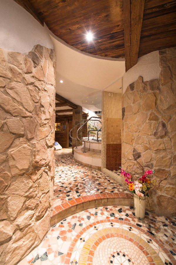 Centro benessere  Hotel De Mate  Canazei  Val di Fassa